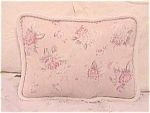 Shabby Victorian Handmade Decorative Art Pillow