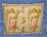 Angels Antique Victorian Art Throw Pillow