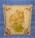 Angels Antique Victorian Art Throw Pillow