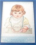 Vintage Prints: Children ; Maud Tousey Fangel: Kitchen