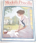 Vintage Mother & Children Modern Priscilla Magazine Cover