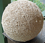 Giant Ball Of String From Vandergrift, Pa Barber Shop