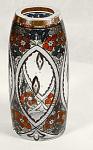 Viener Verkstadtt Design Signed Enameled Vase