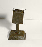 Tin Standing Early American Fluid Lamp