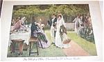 Antique & Vintage Prints: Victorian Wedding, Bride