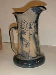 Royal Doulton Moorisian Pitcher