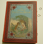 German Speaking Picture Book Circa 1890