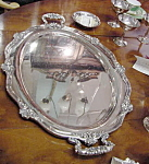 Reed And Barton Silverplate Serving Tray