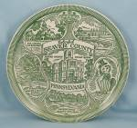 Beaver County, Pennsylvania - Collector/ Souvenir Plate