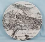 Heidelberga/ Heidelberg - Collector Plate