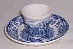 Staffordshire England - Royal Tudor - Cup & Saucer