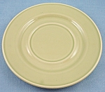 Homer Laughlin - Under-plate - Lime / Green