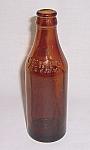 Glass Bottle - Amber Certo