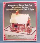 1979 Fox Run - Gingerbread House Bake Set - Original Box