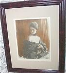 Harrison Fisher Prints: Llustration Beautiful Edwardian Lady