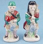 Made In Japan - 2 Men Playing Bag Pipes