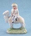 Man Riding Camel