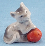 Made In Japan - Cat With Orange Ball
