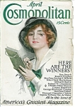Vintage Cosmo Covers Harrison Fisher Artist