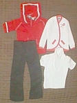 Vintage Barbie Clothes Tennis Sweater Shoes Pants More Free Shipping