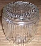 Anchor Hocking Cookie/bisque Jar