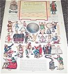 Vintage Paper Dolls : Circus ; Durand Chapman