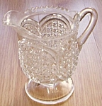 Indiana Tumbler And Goblet Austrian Creamer