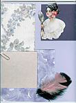 Victorian Vanity One Of Kind Scrapbooking Kit Collage Art