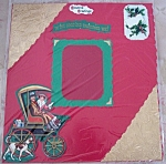 Old Time Christmas One Of A Kind Pre-made Scrapbooking Page