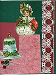 Victorian Christmas Scrapbooking Set One Of A Kind