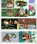 Scrapbook Kits: Scrapbooking Victorian Christmas 1 Of A Kind