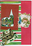 Scrapbook Kits: Scrapbooking, Collage Christmas Village