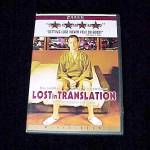 2003 Dvd Comedy Movie Lost In Translation Bill Murray