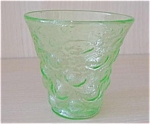 Consolidated Catalonian Emerald Sweetpea Vase