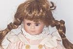 """Geppeddo Doll 30-5d Porcelain 8.5"""""""