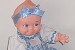 Rose O'neill's Kewpie Rubber Doll W/origtag Jesco 8 In. 1999