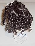 Global Doll Wig Size 7-8 Aerielle Dk. Brown Modacrylic