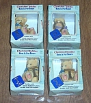 Cherished Teddies Beta Is For Bears Tau, Omega, Chi 1997 Nib