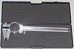 0-6 Dial Caliper Stainless Steel Shock-proof