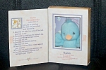Enesco Precious Moments Tender Tails Bible Stories 3.5 In. 1999