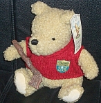 Gund Classic Pooh 100 Acre Woods Golf Club Pooh