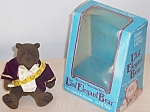 Gund Abiner Smoothie Last Elegant Bear Nib 4.5 In.1983
