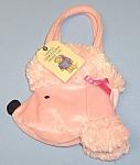 North American Bear Pink Poodle Goody Bag Purse Mwmt 2004