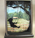 Silhouette Picture And Frame