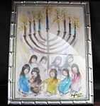 Degrazia Menorah