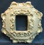 Molded Plaster Frame