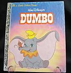 Dumbo Golden Book