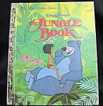 Jungle Book Golden Book