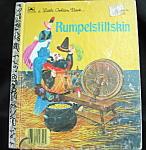 Rumplestiltskin Little Golden Books