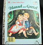 Hanzel And Gretel Little Golden Books